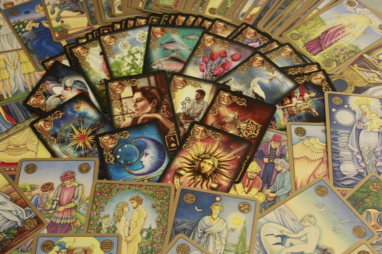 Tarot & Oracle Cards (3 Video Series)