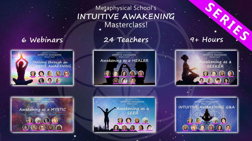 INTUITIVE AWAKENING Masterclass (6 Video Series)